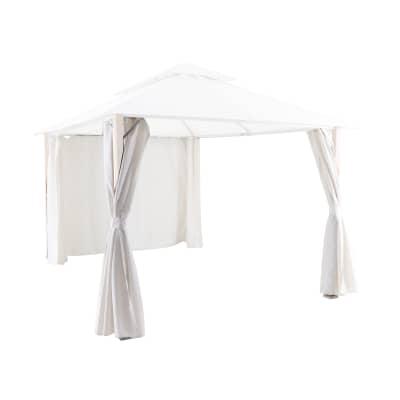 Tenda da esterno bianco L 317 x H 202 cm