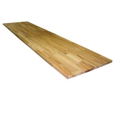 Tavola compensato di legno faggio 1° scelta L 200 x H 50 cm Sp 20 mm