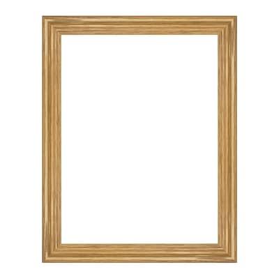 Cornice Giusy rovere per foto da 18x24 cm