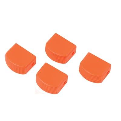 Piedini plastica 4 pezzi