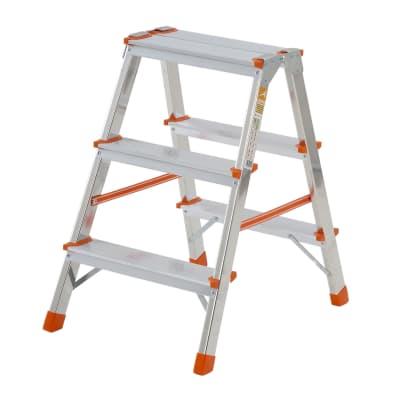 Scaletta GIERRE Stylo in alluminio 2 gradini