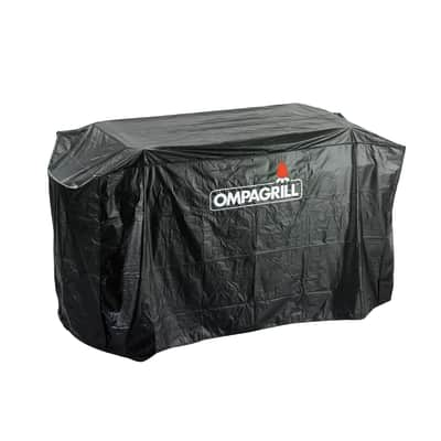 Copertura protettiva per barbecue in pvc L 150 x P 65 x H 113 cm