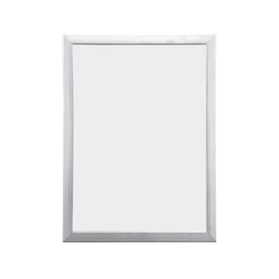 Cornice INSPIRE Lila grigio per foto da 21x29.7 cm