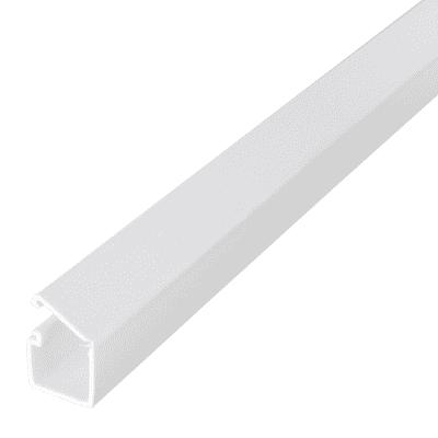 Canalina   1.3 X 200 X 1.3 cm bianco