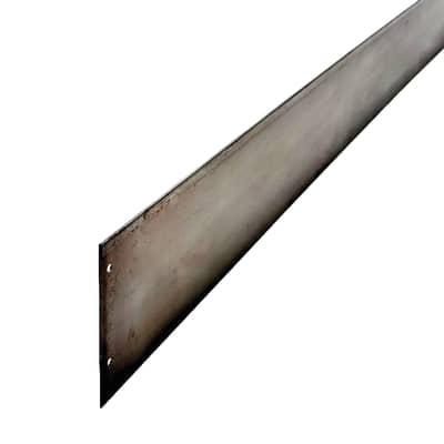 Bordura in rotolo in acciaio ALUBORD CORTEN I H14 CM L 150 x H 14 cm