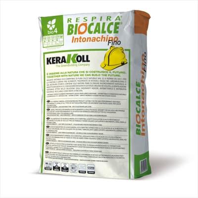 Intonaco KERAKOLL Biocalce 25 kg