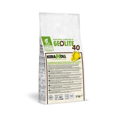 Malta per riparare KERAKOLL Geolite 40 5 kg