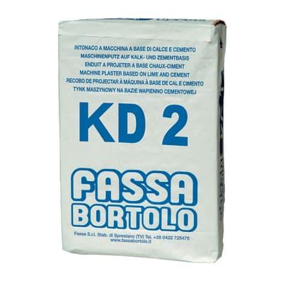 Intonaco FASSA BORTOLO KD2 25 kg