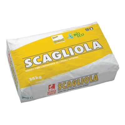 Scagliola GRAS CALCE Gesso Scagliola 25 kg
