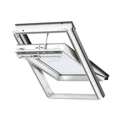 Finestra da tetto velux ggu ck04 007201 elettrico l 55 x h for Finestra da tetto
