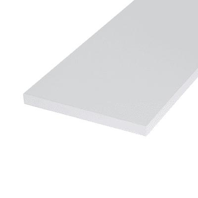Pannello Melaminico truciolare L 100 x H 60 cm Sp 18 mm