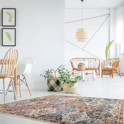 Tappeto Eileen tiles , colori assortiti, 160x220