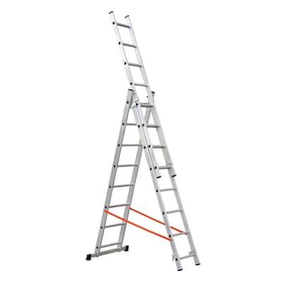 Scala a sfilo GIERRE in alluminio per lavori fino a 5.7 m