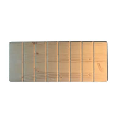 Asse per lavaggio Tablette New legno 20 x 1.8 x 49 cm beige