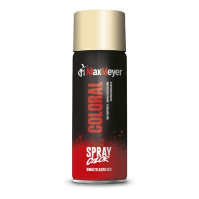 Smalto spray Spray ral 1015 avorio lucido 0.4 L
