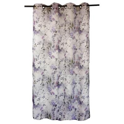 Tenda Romane viola occhielli 140 x 280 cm