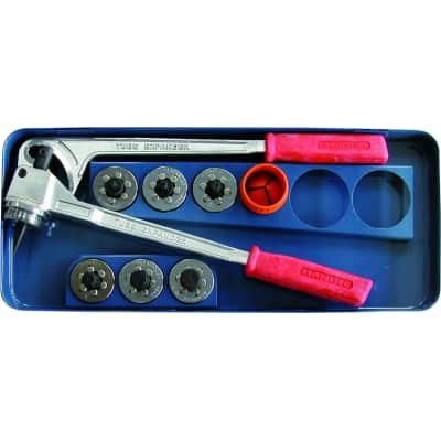Tagliatubo a cricchetto per ferro Ø 1-3 mm