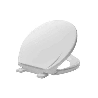 Copriwater ovale Airbag bianco