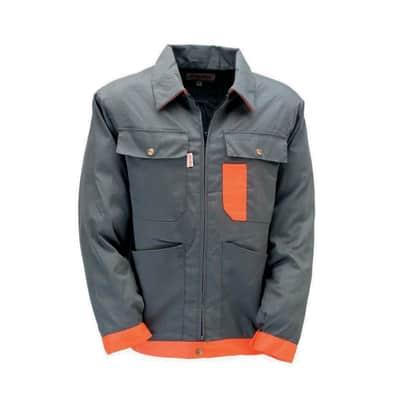 Giacca / cappotto da lavoro KAPRIOL Evo tg xxl grigio arancione