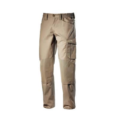 Pantalone da lavoro DIADORA Rocky Poly beige tg M