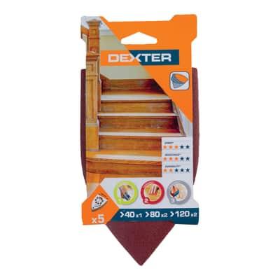 Delta abrasivo velcro ® multiforato DEXTER grana Assortita