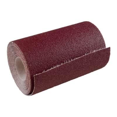 Rotolo di carta abrasiva DEXTER 856120 per legno grana 80