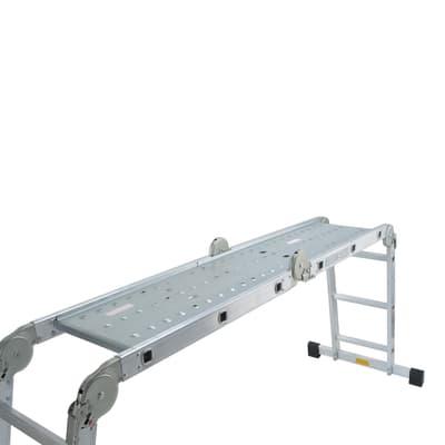 Stabilizzatore per scala multiposizione Piattaforma alluminio