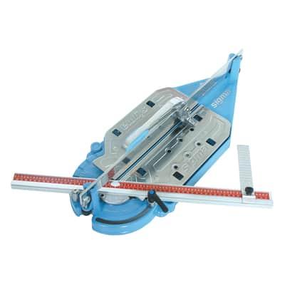 Tagliapiastrelle manuale SIGMA 3B4, lunghezza max taglio 670 mm