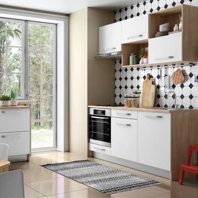 Cucina in kit one bianco L 300 cm