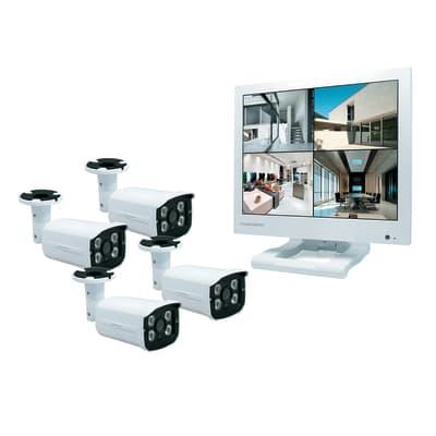 Kit di videosorveglianza THOMSON 512334