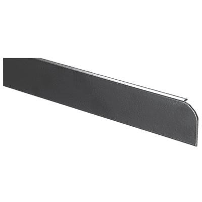 Profilo laterale alluminio L 67 cm
