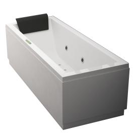 Vasche idromassaggio da bagno e accessori prezzi e offerte online - Vasche da bagno piccole leroy merlin ...