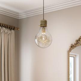 Lampadari e lampade a sospensione prezzi e offerte on line for Lampadari per vani scale