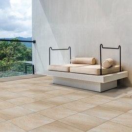 Pavimenti in gres porcellanato effetto pietra per esterni for Leroy merlin gres porcellanato