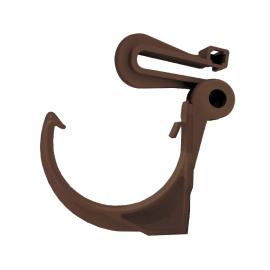 Cicogna con aggancio in plastica Ø 9,5 cm