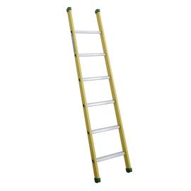 Scala ad appoggio Alluminio e vetroresina Facal 6 gradini, per lavori fino a 2,9 m