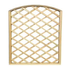 Grigliati in legno prezzi e offerte online per grigliati for Grigliato ad arco