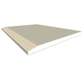 Lastra di cartongesso 120 x 300 cm, spessore 6 mm