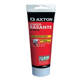 Stucco in pasta Axton Rasante liscio bianco 330 g
