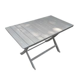 Tavolo pieghevole Gallipoli, 120 x 70 cm