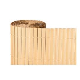 Cannicciato doppio bamboo L 5 x H 1,5 m