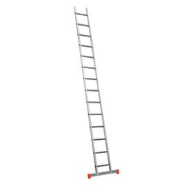 Scala ad appoggio alluminio Facal 14 gradini, per lavori fino a 5,3 m