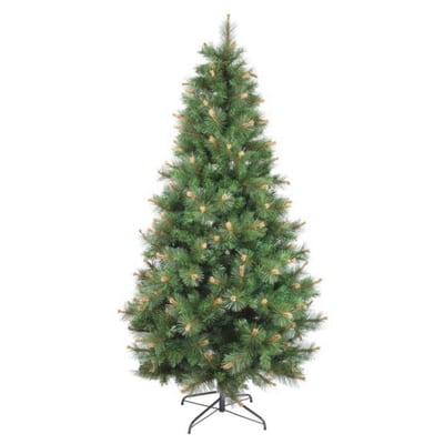 Albero di Natale artificiale Elegant H 180 cm