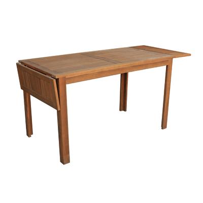 tavolo allungabile acacia 150 x 70 cm prezzi e offerte
