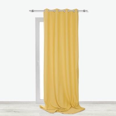 Tenda giallo 140 x 280 cm