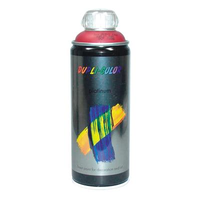 Smalto spray Platinum rosso porpora RAL 3004 satinato 400 ml