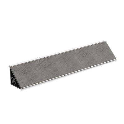 Alzatina PVC pietra L 300 x H 2,5 cm