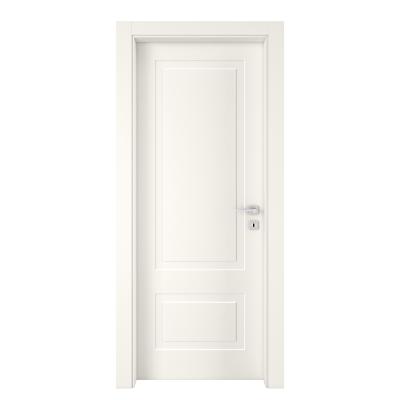 Porta da interno battente Shibuya Bianco 90 x H 210 cm sx