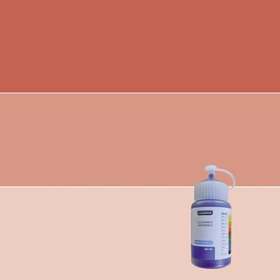 Colorante universale Luxens rosso ossido 250 ml