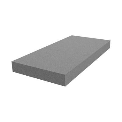 Pannello in EPS con grafite L 1 m x H 0,5 m, spessore 20 mm